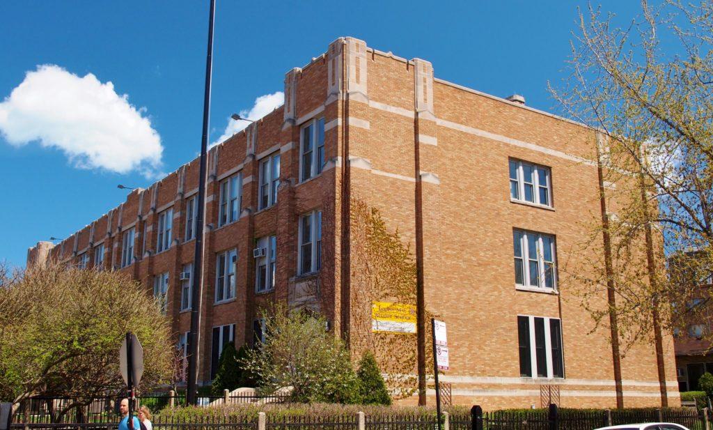 Alcott Highschool for the Humanities.
